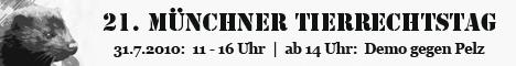 21. Tierrechtstag München