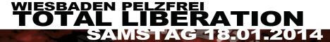 Wiesbaden Pelzfrei - Total Liberation Demo